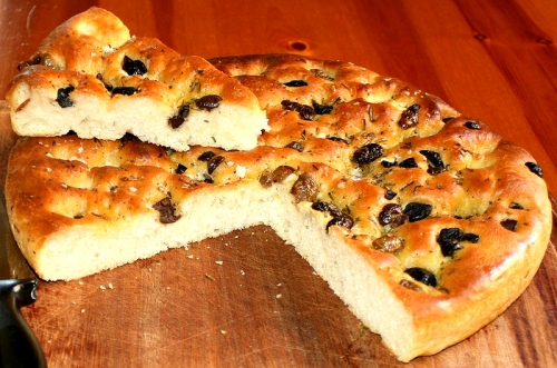 Focaccia Bread